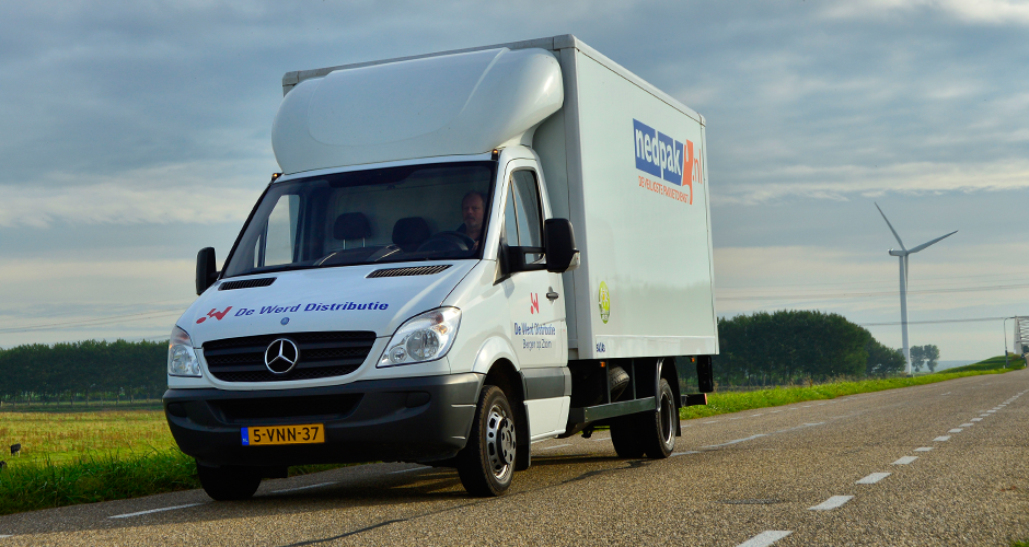 Your Shipments Delivered Within 24 Hours in the Benelux